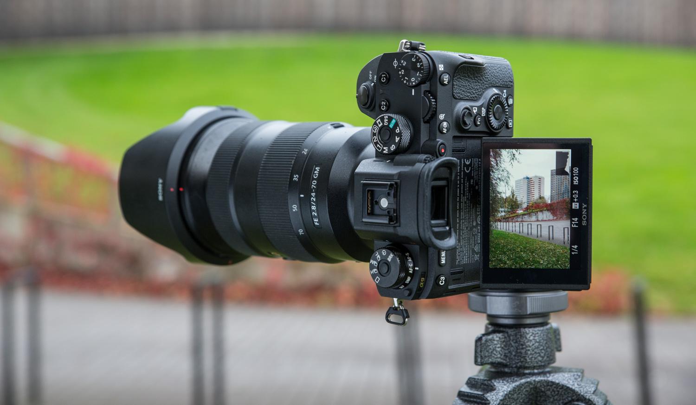 Sony A9 tarkvarauuendus v2.00 täiustab jälgivat autofookust