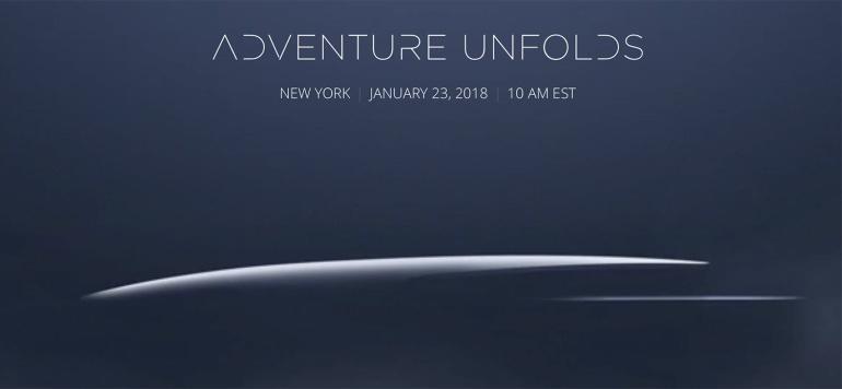 DJI uus droon tuleb 23. jaanuaril