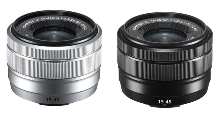 Fujifilm 15-45mm F3.5-5.6 OIS PZ on pisike elektroonilise suumiga komplektobjektiiv