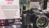 Rentimiseks saadaval: muljetavaldava pildikvaliteediga Fujifilm X-T2+18-55mm Kit hübriidkaamera