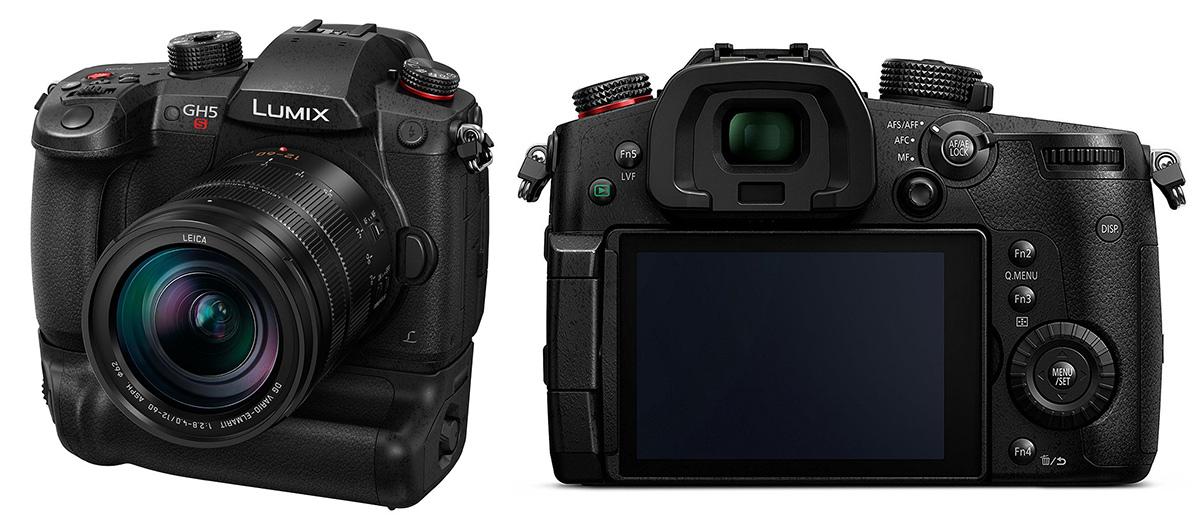 Panasonic Lumix GH5S toob ülima valgustundlikkuse ja profitasemel videoseadistused