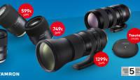 Tamron TAP-in objektiividoki kampaaniaga liitusid SP 24-70mm G2 ja SP 70-200mm G2