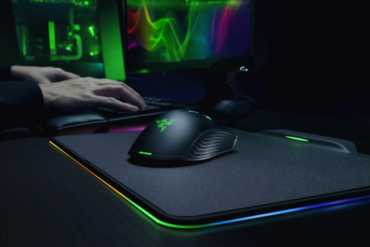 Razer HyperFlux pakub uutmoodi juhtmevabadust