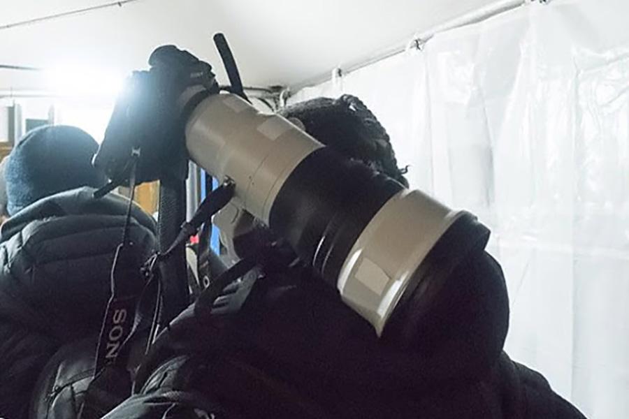 9496bd50246 Sony kõige võimekam hübriidkaamera A9 peaks oma autofookuse ja  sarivõttekiirusega meeldima paljudele spordifotograafidele. Ainult  kaamerast aga ei piisa.