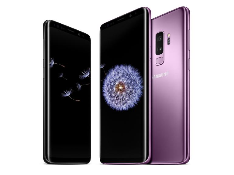 Samsung Galaxy S9 nutitelefon tuleb muudetava kaameraava ja super aegluubi režiimiga