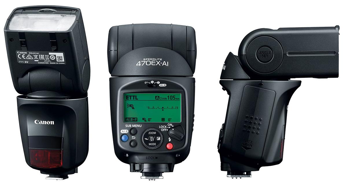 f52e6a98f8c Koos uute peegelkaamerate ja EOS M50 hübriidkaameraga toob Canon välja ka  uue põneva välklambi Speedlite 470EX-AI. See on eelkõige algajaile  fotohuvilistele ...
