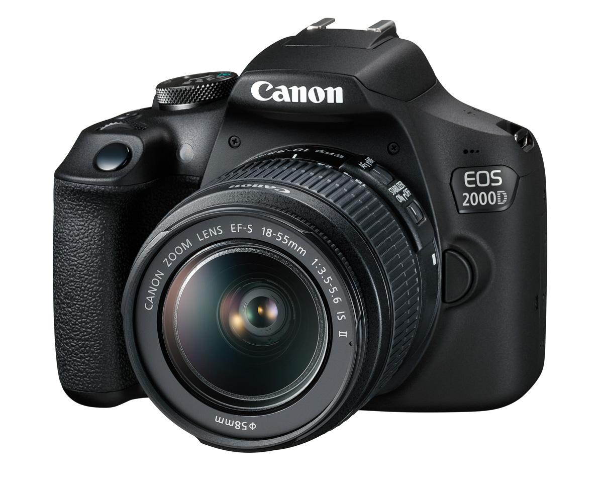 2159e790b89 Canon EOS 2000D tootefotod