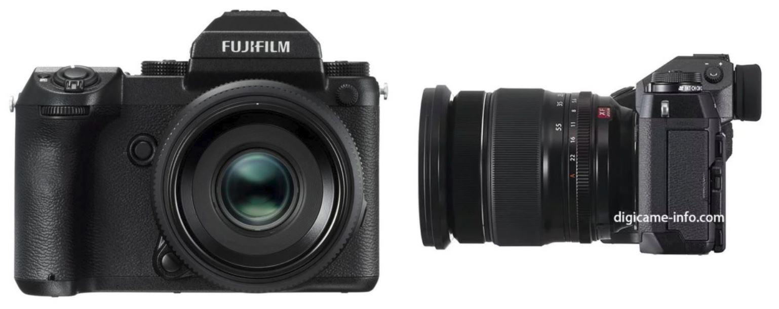 Lekkisid värsked pildid ning tehnilised andmed uuest Fujifilm X-H1 kaamerast