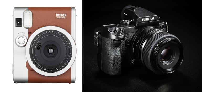 Instax kiirpildikaamera tõstis Fujifilmi kasumi kõrgustesse