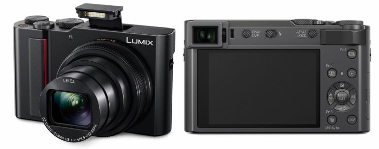 Võimsa 15x suumiga Panasonic Lumix TZ200 kompaktkaamera pildistab kvaliteetseid reisifotosid ja 4K videot