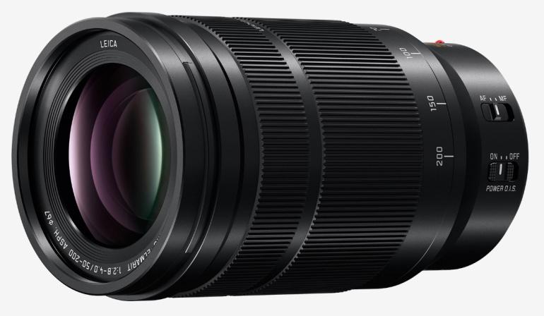 Panasonic tõi välja uue objektiivi Leica DG Vario 50-200mm f/2.8-4