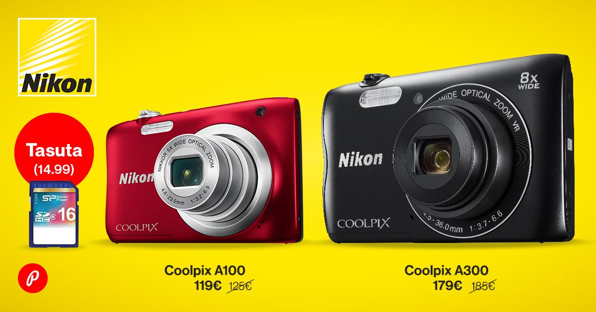 Nikon-coolpix-a100-a300-ostul-kingitus