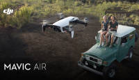 Nüüd saadaval: DJI Mavic Air droonid