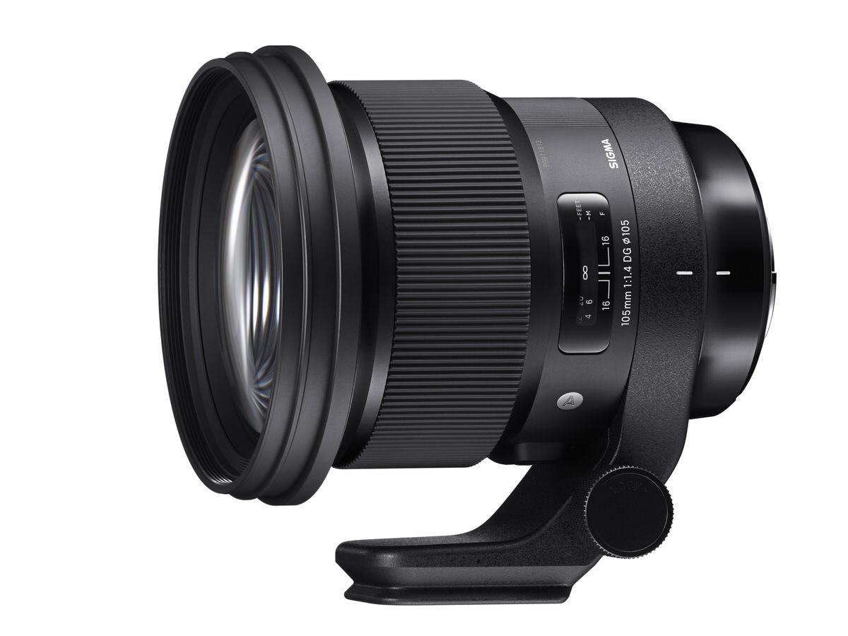 15925d90023 The post Sigma Art seeria objektiivide lipulaev 105mm F1.4 DG HSM tuleb  Nikoni, Canoni ja Sony kaameratele appeared first on Photopointi ajaveeb.