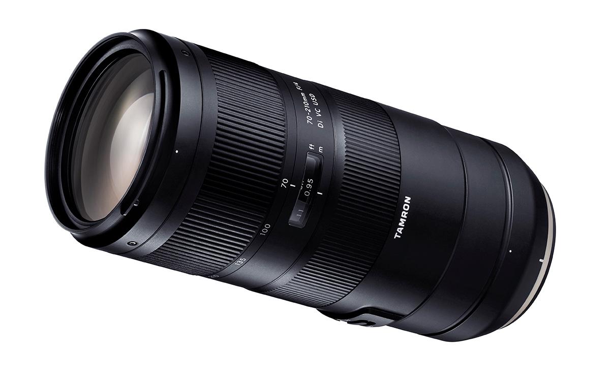 c7aa4074f3b The post Tamron esitleb värinastabilisaatoriga 70-210mm f/4 teleobjektiivi Canoni  ja Nikoni peegelkaameratele appeared first on Photopointi ajaveeb.