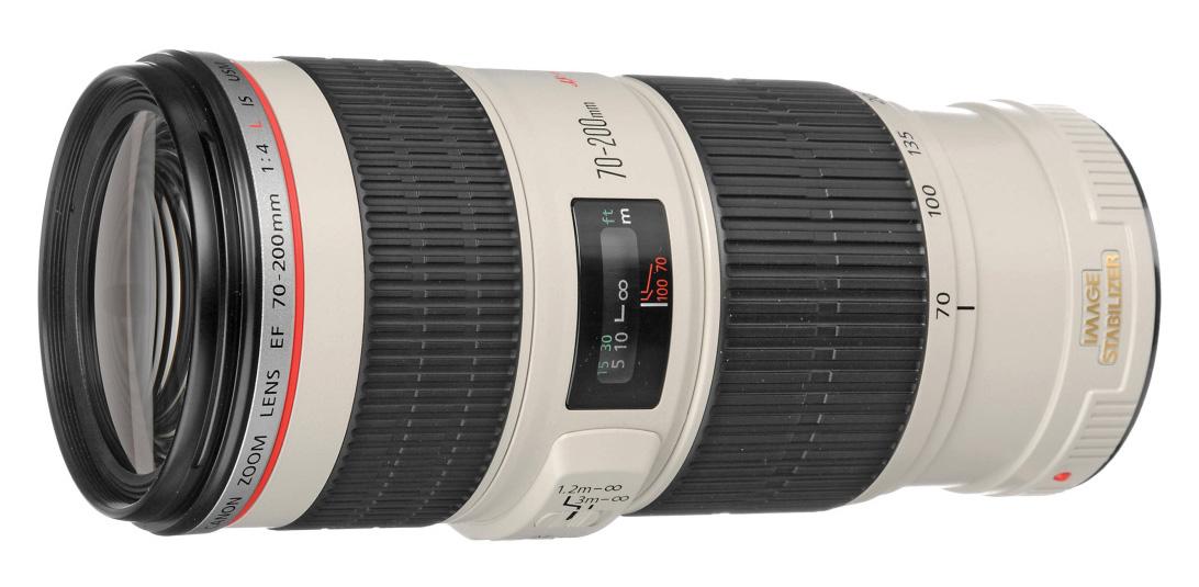 Kuumad kõlakad uuest Canon EF 70-200mm f/4L IS II