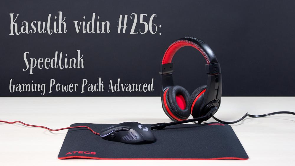 Kasulik vidin #256: Speedlink Gaming Power Pack Advanced