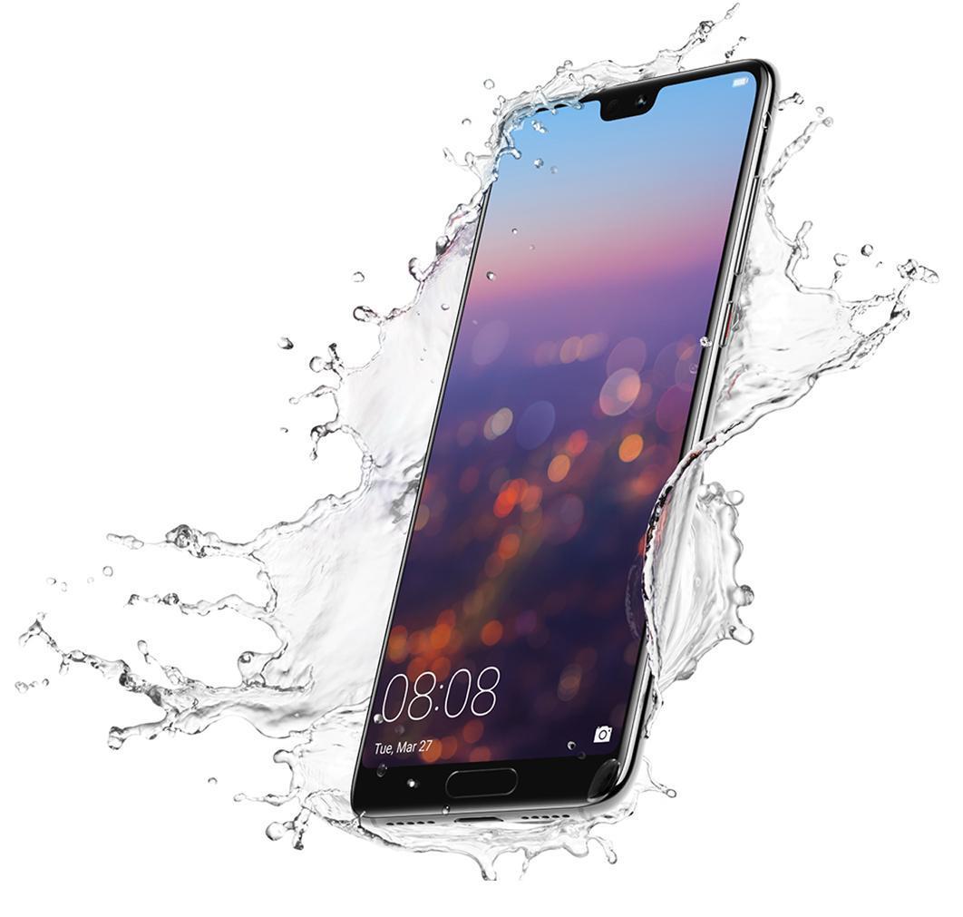 Huawei P20 Pro on maailma parima pildisensoriga kaameratelefon