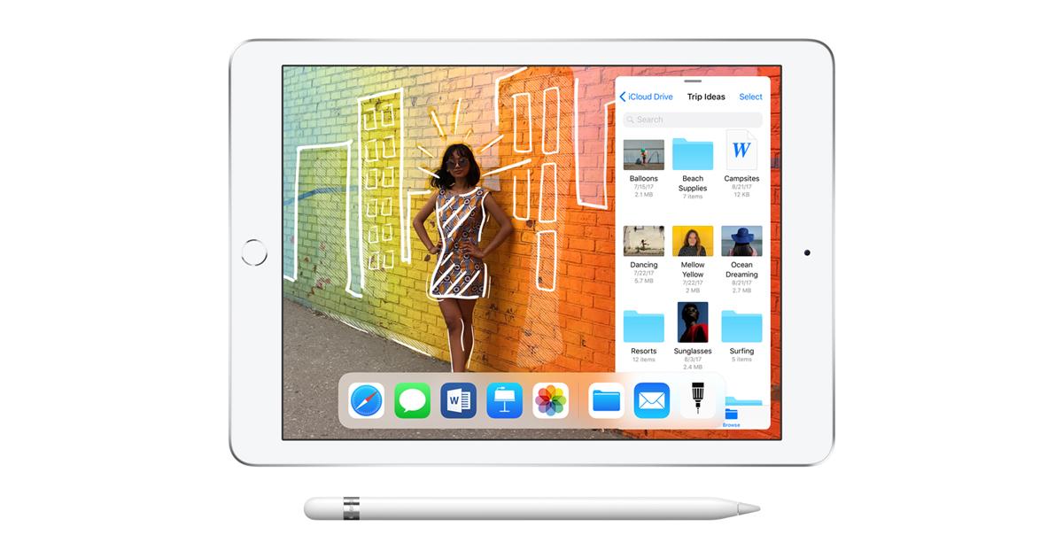 Apple'i uus iPad tundub kahtlaselt tuttav