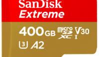 Sandisk avalikustas maailma kiireima UHS-I microSD mälukaardi