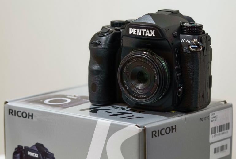 Pentax K1 Mark II vs Pentax K-1. Mis siis tegelikult paremaks läks?