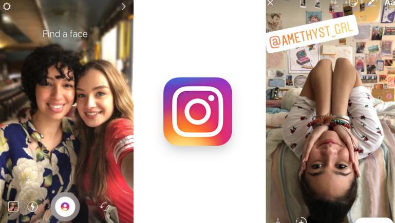 Instagrami lisandus portreerežiim - Focus
