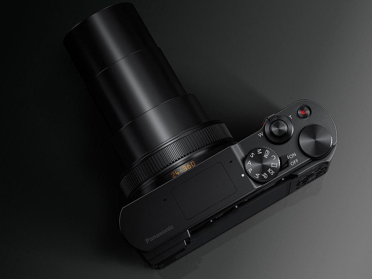 Nüüd saadaval: Panasonic Lumix TZ200 - supersuumi ja muude superomadustega kompaktkaamera