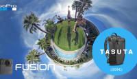 360° vaatega videoid ja fotosid tegeva GoPro Fusion ostul kingiks Seeker seljakott