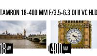Sorry nutitelefonid, aga Tamron 18-400mm f/3.5-6.3 Di II VC HLD on mõeldud päris kaameratele