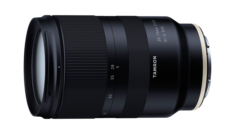 Nüüd saadaval: Tamron 28-75mm f/2.8 Di III RXD objektiiv Sony täiskaadritele