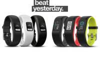 Nüüd saadaval: Garmin Vivofit 4 ja Vivosport aktiivsusmonitorid