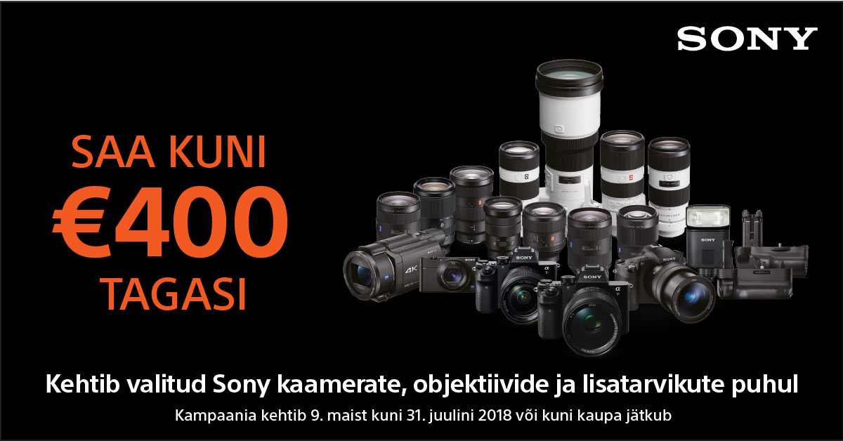 sony-suvekampaania-cash-back-photopoint