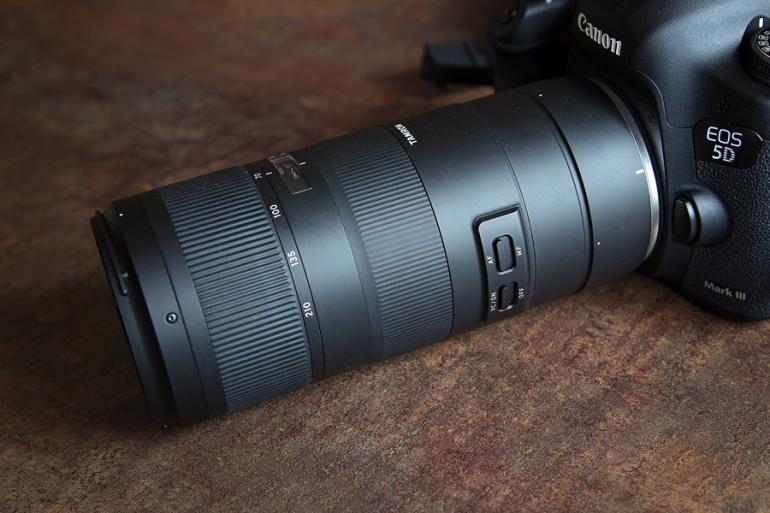 Digitest.ee: portreefotograaf testis Tamron 70-210mm f/4 Di VC USD teleobjektiivi