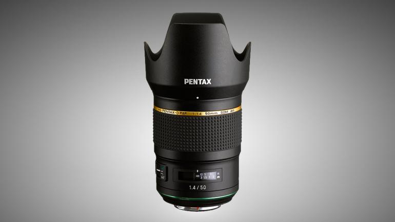 Uus HD Pentax D-FA* 50mm f/1.4 SDM AW objektiiv on valmis