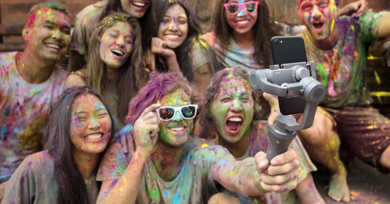 Ära värise - nutikas DJI Osmo Mobile 2 videostabilisaator on nüüd huvilistele saadaval