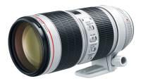 Canon esitleb uut objektiivi EF 70-200mm F2.8L IS III USM