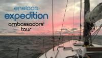 Soovid võita purjereisi? Algab eneloop ambassadors' tour 2018