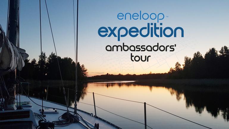 Aita planeeti ja saa tasuta akupatareid. Algas eneloop ambassadors' tour!