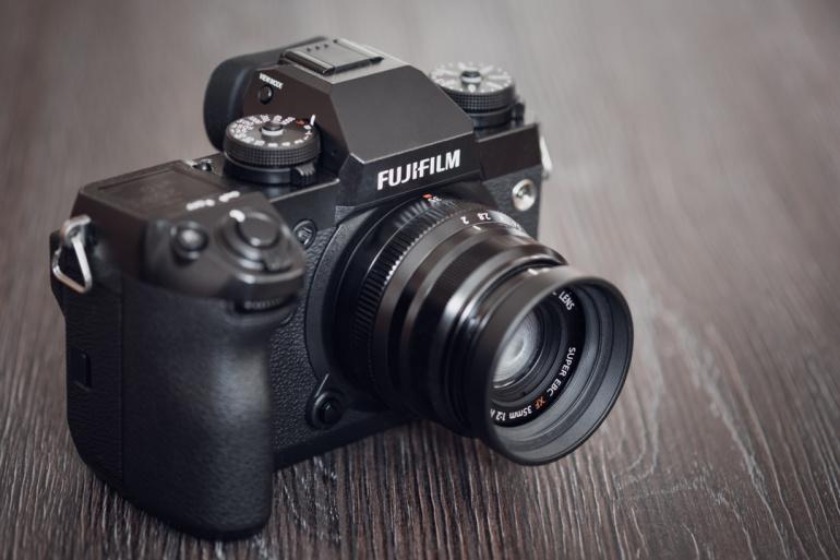 Ülevaade: Fujifilm X-H1 hübriidkaamera
