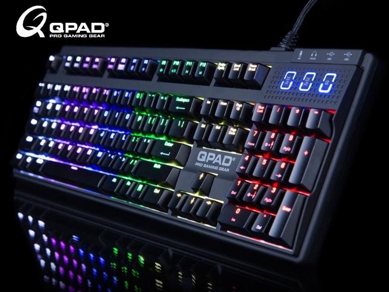 Nüüd saadaval: QPad MK-90 ehk mänguriklaviatuuride lipulaev