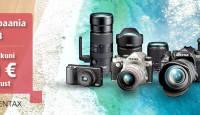 Pentax/Ricoh suvekampaania paneb kaamerate ja objektiivide hinnad higistama