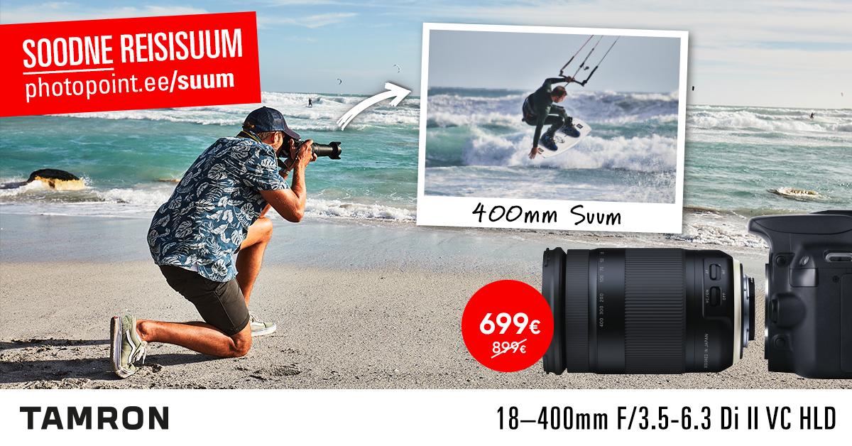 tamron-18-400-reisisuum-soodushinnaga-photopoint