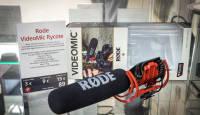 Nüüd rentimiseks saadaval: Rode mikrofon VideoMic Rycote