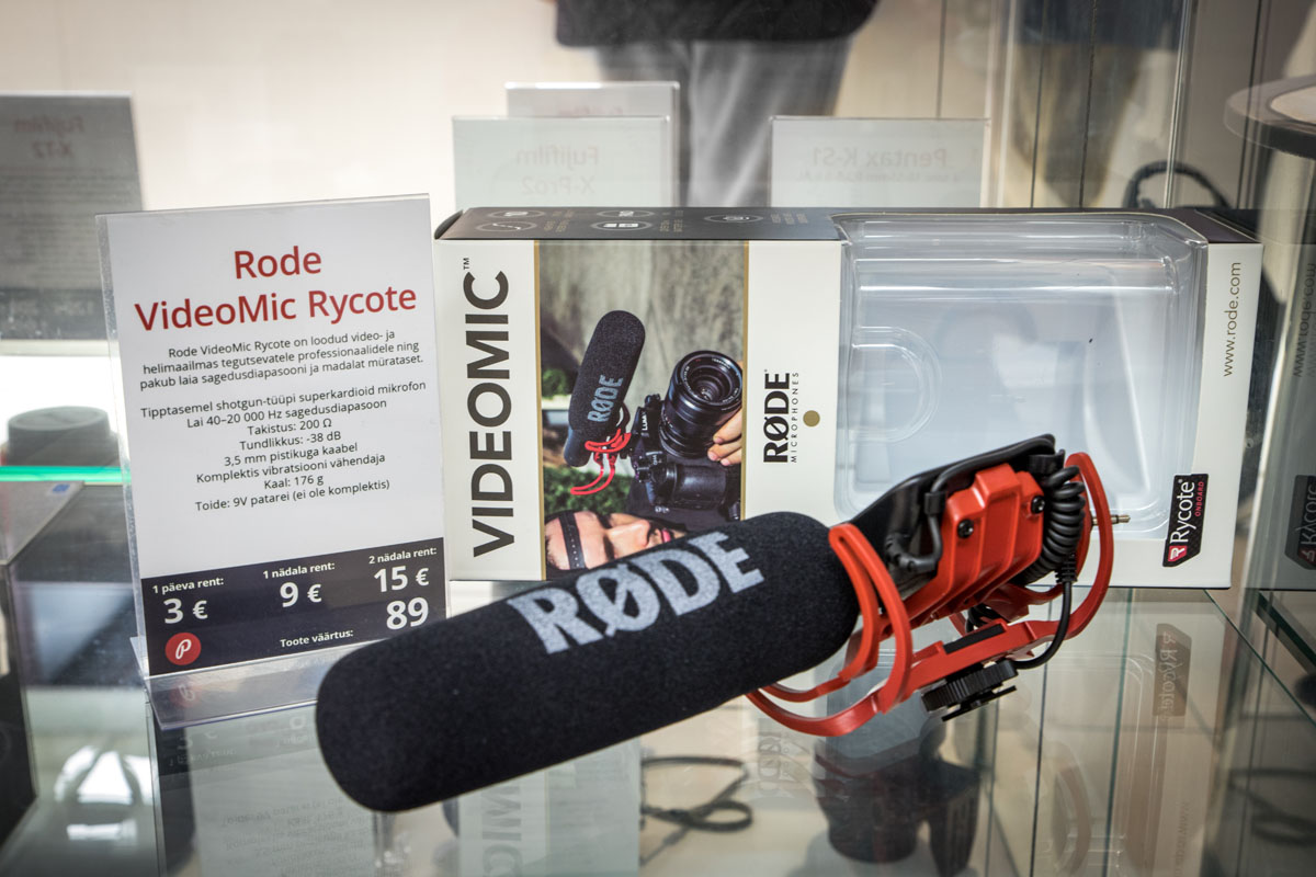 rode-videomic-rycote-photopoint-rent
