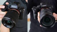 Sony täiskaadersensoriga hübriidkaamerad: milline on sinu jaoks õige?