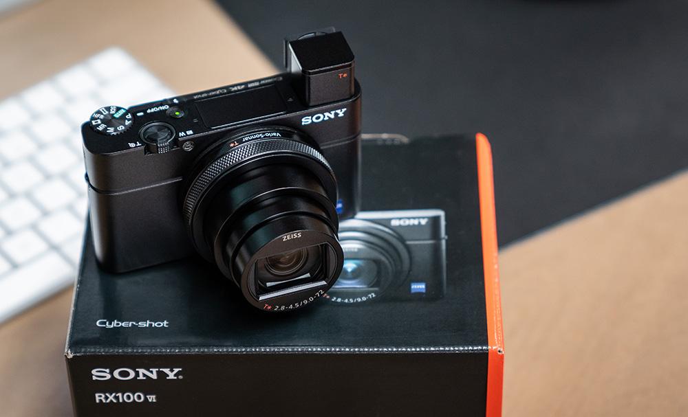 Nüüd saadaval: tippklassi kompaktkaamera Sony RX100 VI