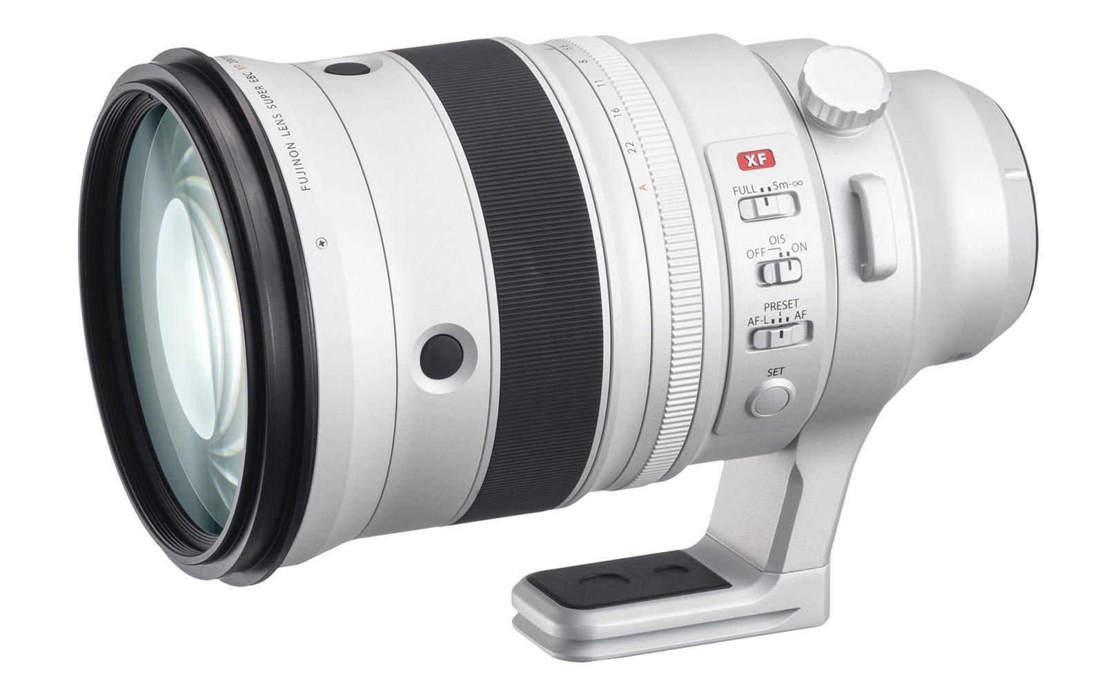85083b886f3 Fujifilm on avalikustanud uue teleobjektiivi Fujinon XF 200mm F2 R LM OIS  WR tootefotod ja tehnilised andmed. See uus profiobjektiiv tuleb komplektis  ...
