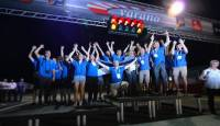 Tudengivormel FEST18 noppis Itaalias esimese etapivõidu