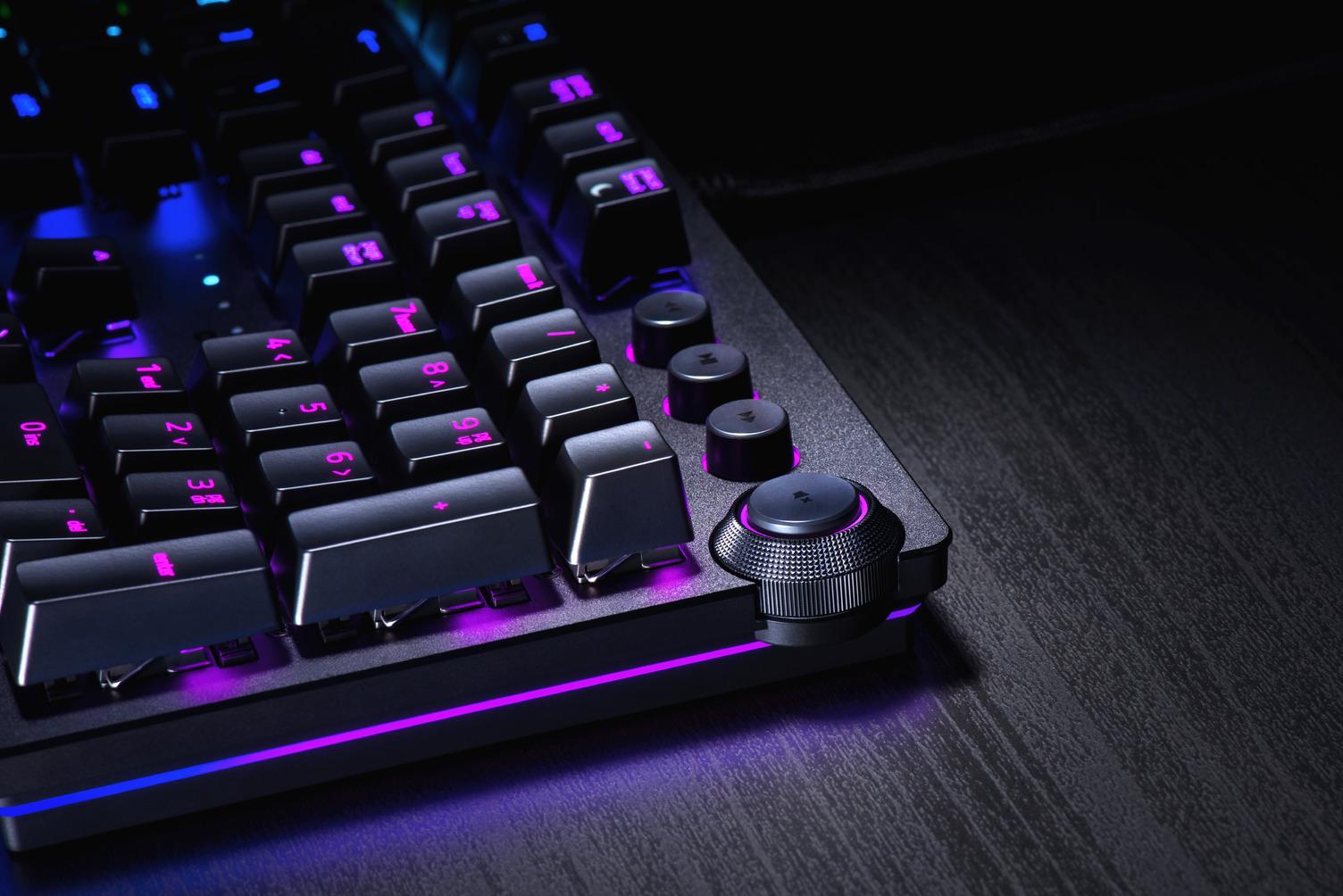 Razer Huntsman klaviatuur pakub välkkiiret reaktsiooni