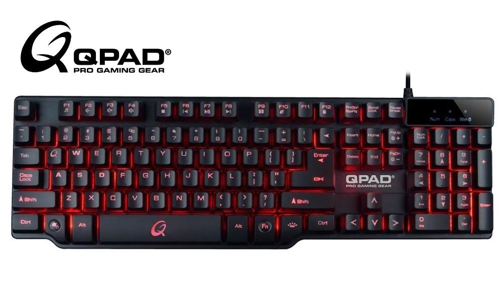 QPad MK-5: Kas parim mõistliku hinnaga mänguriklaviatuur?